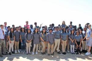 Howard School Students