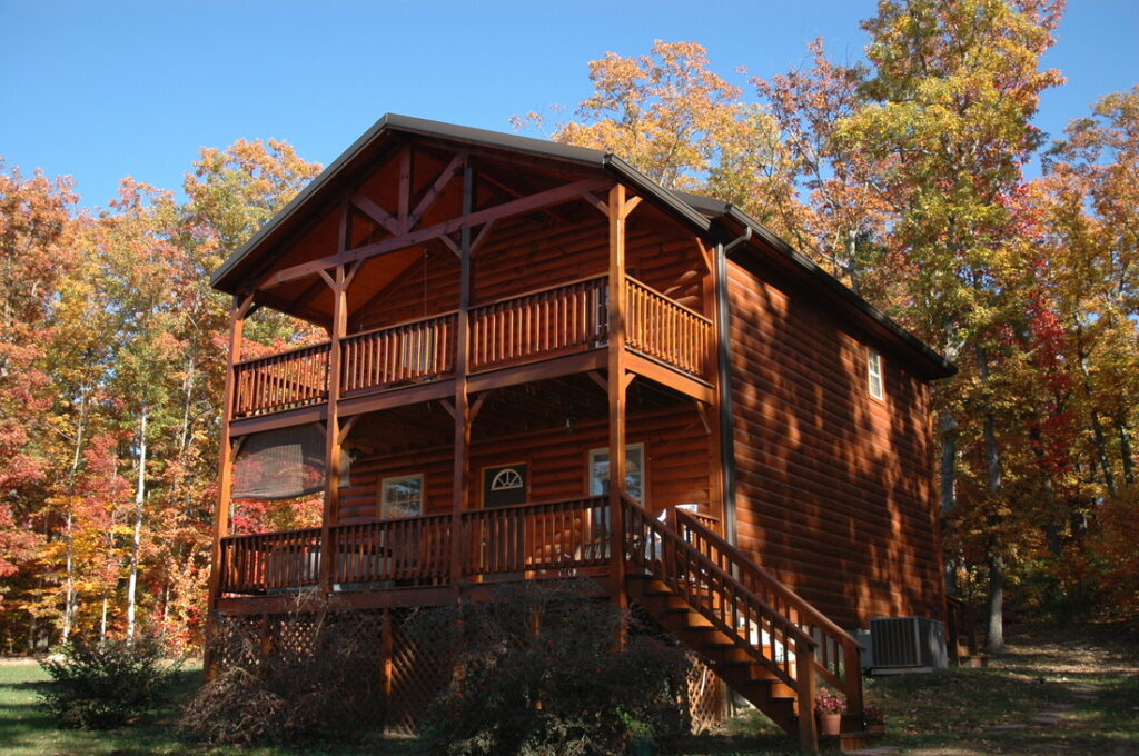 cabins in chattanooga