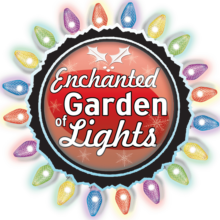 Enchanted Garden of Lights